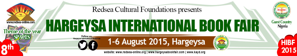 Hargeysa International Book Fair 2015