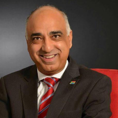 Ambassador Dr. Iqbal Jhazbhay