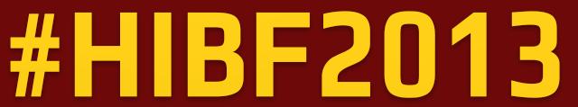 HIBF2013